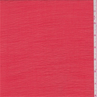 Salmon Red Stripe Gauze