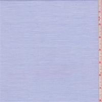 Pale Blue/White Pinstripe Shirting