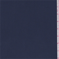 Dark Blue Sueded Polyester