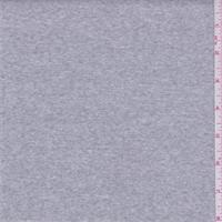 Light Heather Grey Thermal Knit