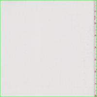 *2 YD PC--Pearl Ivory Crinkled Silk Chiffon