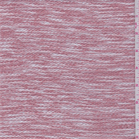*1 1/2 YD PC--Coral Pink Boucle