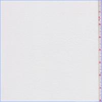 Pale Ivory Rayon Jersey Knit
