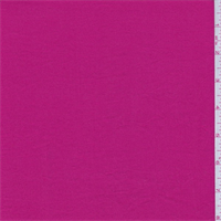 *1/2 YD PC--Raspberry Pink Stretch Poplin