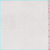 Pale Ivory Rayon Rib Knit