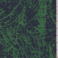 *1 1/8 YD PC--Spring Green/Blue Tapestry