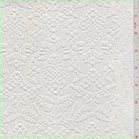 Ivory Baroque Macrame Lace