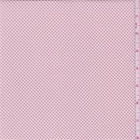 Soft Pink Pique Double Knit