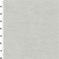 *1 1/2 YD PC--Ivory Wool Crepe Knit
