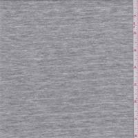 Grey Pinstripe T-Shirt Knit