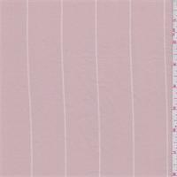 Pink Beige Stripe Flannel