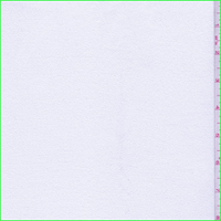 *3 YD PC--Deep White Rayon Crepe
