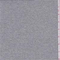 Heather Grey Ribbed Knit