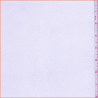 White Crinkled Chiffon