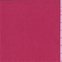 Cherry Red Satin Stripe Chiffon