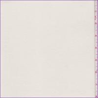 Soft Cream Rayon Jersey Knit