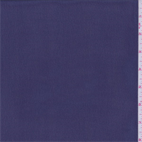Deep Purple Polyester Chiffon
