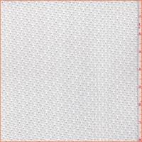 White Delicate Crochet Lace