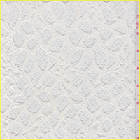 Ivory Pebble Lace