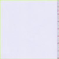White Rayon Mesh Knit