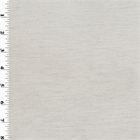 *5/8 YD PC--Pearl White Wool Jersey