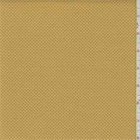 Gold Champagne Pique Knit