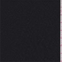 Black Crinkled Satin Suiting