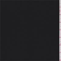 Black Polyester Georgette