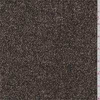 Brown/Tan Boucle Wool Suiting