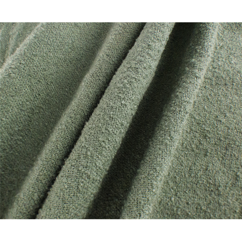 Tfa pooky seafoam green boucle home decorating fabric for Seafoam green home decor