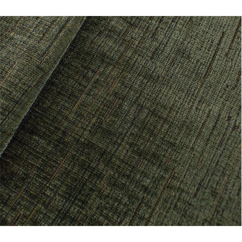 Forest Lake Fabric Home: Forest Green Texture Chenille Home Decorating Fabric