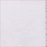 *2 YD PC--Off White Washed Linen