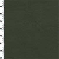 *2 1/2 YD PC--Dark Gray Wool Twill Crepe Suiting