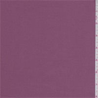 Dark Mauve Stretch Sateen
