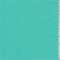 Mint Green Stretch Sateen