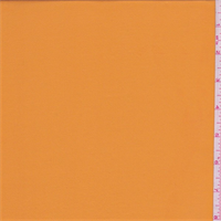 Citrus Orange Polyester Twill Lining