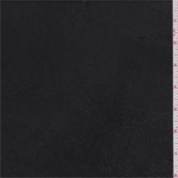 *3 1/2 YD PC--Ash Black Polyester Sherpa Fleece