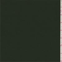 Dark Moss Green Polyester Knit