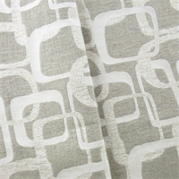 *8 YD PC--Jacquard Cement Gray Home Decorating Fabric