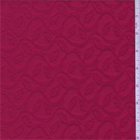 Rouge Red Vine Jacquard Knit