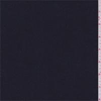 Dark Navy Blue Wool Knit