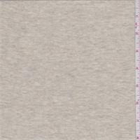 Oatmeal Heather Rayon T-Shirt Knit