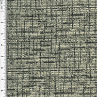 *1 YD PC - Mad Men Gray Home Decorating Fabric