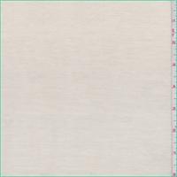 *1 YD PC--Winter White Wool Blend Jersey Knit