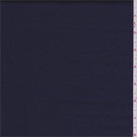 *3 1/8 YD PC--Midnight Navy Double Faced Suiting