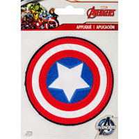 Marvel Comics Iron-On Applique