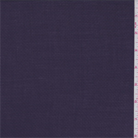 Plum Cotton Dobbie Shirting
