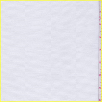 Off White Pique Knit