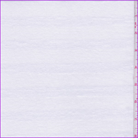 Cloud White Stripe Jersey Knit