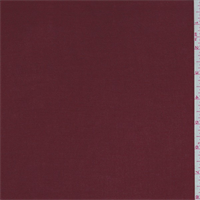 *3 YD PC--Sienna Red Rayon Crepe